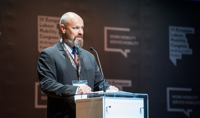 Text of the speech by Marek Benio, PhD, vice president of the Labour Mobility Initiative Association