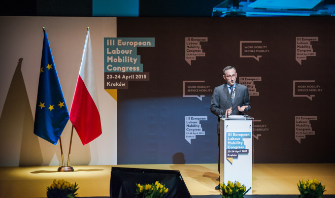 Text of the speech by Stefan Schwarz, president of the Labour Mobility Initiative Association
